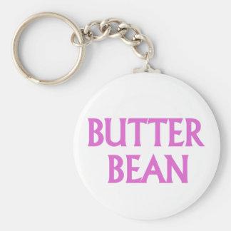 Butter Bean Key Chain