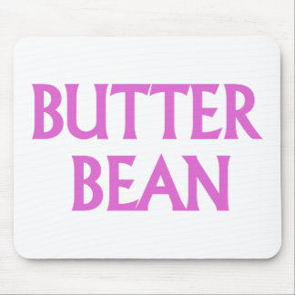 Butter Bean Mouse Pad