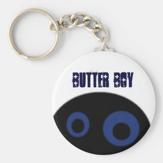 butter boy key chain