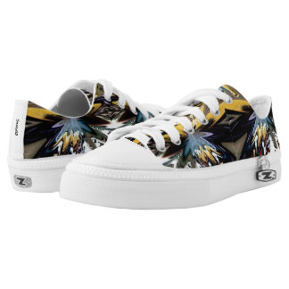 Butter Fly Rising Low-Top Sneakers