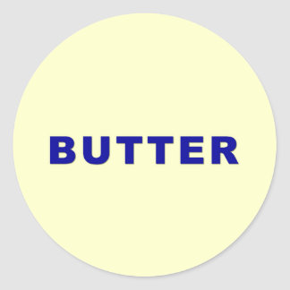 Butter Stickers