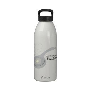 Butter! Drinking Bottles