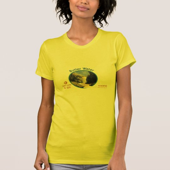 Butter Water Ladies T-Shirt