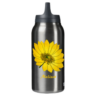 Buttercup Blossom Personalized Liberty Bottle