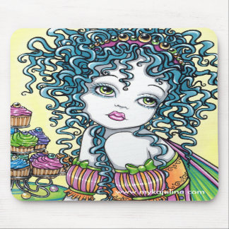 Buttercup Cut Cake Rainbow Fairy Mousepad