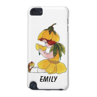 Buttercup Flower Child Funny Cute Little Girl iPod Touch 5G Case