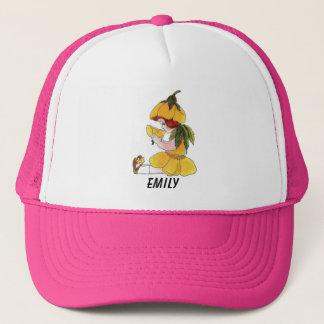 Buttercup Flower Child Funny Cute Little Girl Trucker Hat