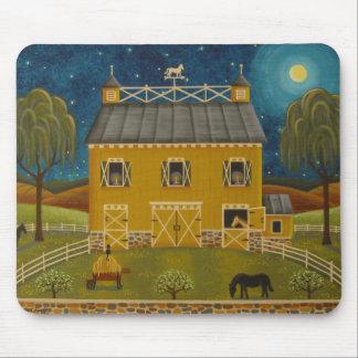 Buttercup Horse Farm Mouse Pad