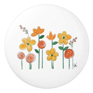Buttercup Knobs/Handles Ceramic Knob
