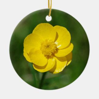 Buttercup ornament