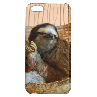 Buttercup the Sloth iPhone 5C Case