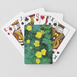 Buttercup Themed Standard Playing Cards