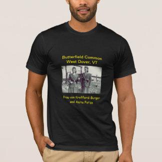 Butterfield Uniform Humor: T-Shirt (Black)