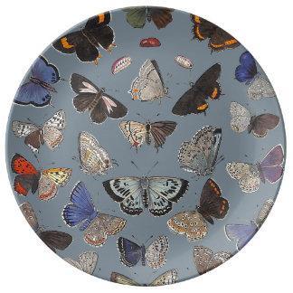 Butterflies, 1842 plate