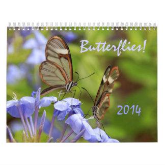 Butterflies! 2014 Photo Calendar