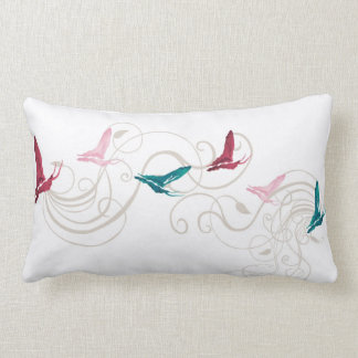 Butterflies American MoJo Pillow