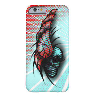 Butterflies and a Skull Barely There iPhone 6 Case