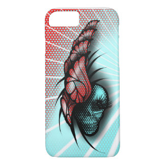 Butterflies and a Skull Case-Mate iPhone Case