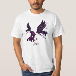 Butterflies and Carnations T-Shirt