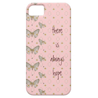 Butterflies and Hope iphone 5 Case
