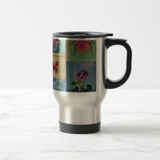 Butterflies and more travel mug
