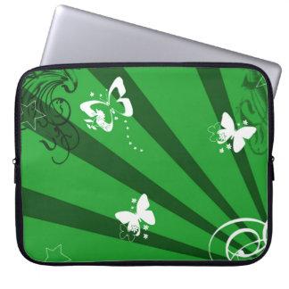 Butterflies and Stars 2 Laptop Sleeve
