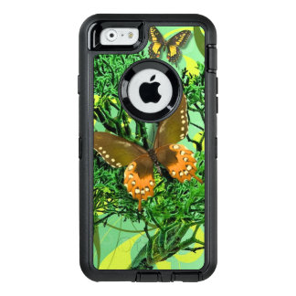 butterflies and tree otterbox case