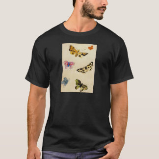 Butterflies by Odilon Redon T-Shirt