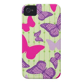Butterflies Case-Mate Case iPhone 4 Case-Mate Case