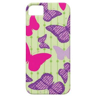 Butterflies Case-Mate Case iPhone 5 Cases