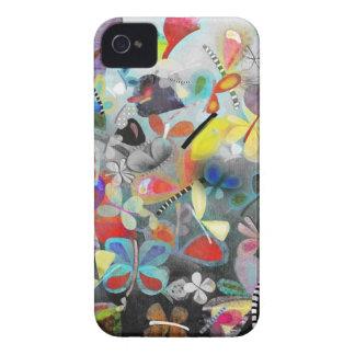 Butterflies Case-Mate iPhone 4 Case
