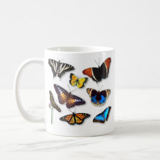 Butterflies Coffee Mug