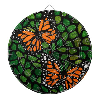 butterflies dartboard