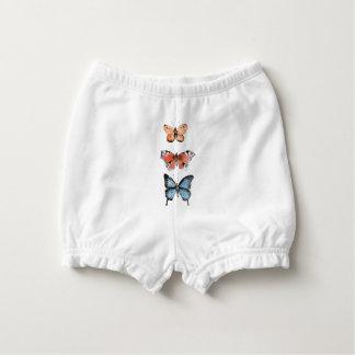 Butterflies Diaper Cover