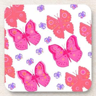 butterflies dig2.jpg beverage coaster