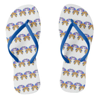 Butterflies Dreams Flip Flops