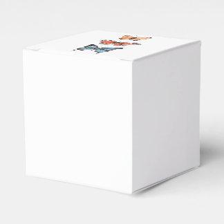Butterflies Favor Box