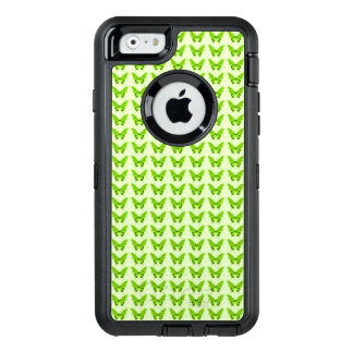 Butterflies-Floral-Lime-Apple-Samsung-Cell-Cases OtterBox Defender iPhone Case