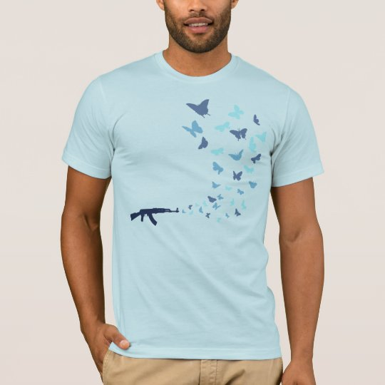 Butterflies for bullets T-Shirt