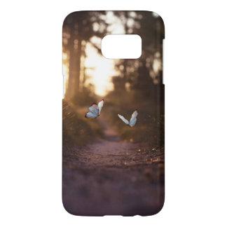 butterflies Galaxy S7 case
