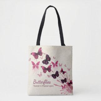 Butterflies - Heaven's Messengers - Handbag / Tote