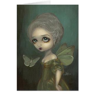 """""""Butterflies in Gloom"""" Greeting Card"""