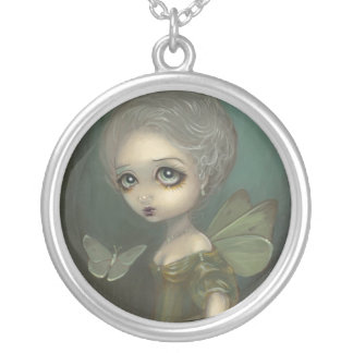 Butterflies in Gloom NECKLACE rococo gothic fairy