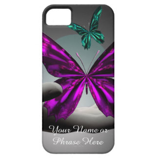 Butterflies in Motion Case For The iPhone 5