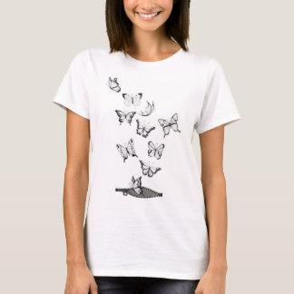 """""""Butterflies in my stomach"""" T-Shirt"""