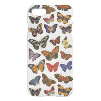 Butterflies iPhone 7 Clear Case