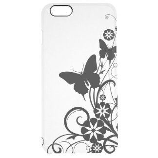 Butterflies iPhone Clear Case