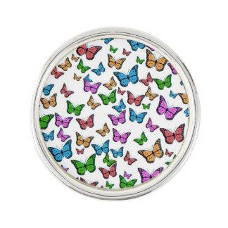 Butterflies Lapel Pin
