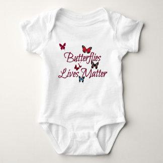 Butterflies Lives Matter Baby Bodysuit
