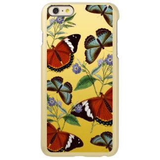 butterflies mix yellow